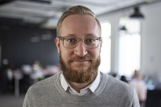 Jiří Hůlek, Executive Search Consultant & Recruiter