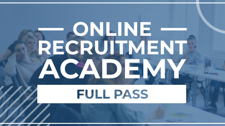 Recruitment Academy full pass
