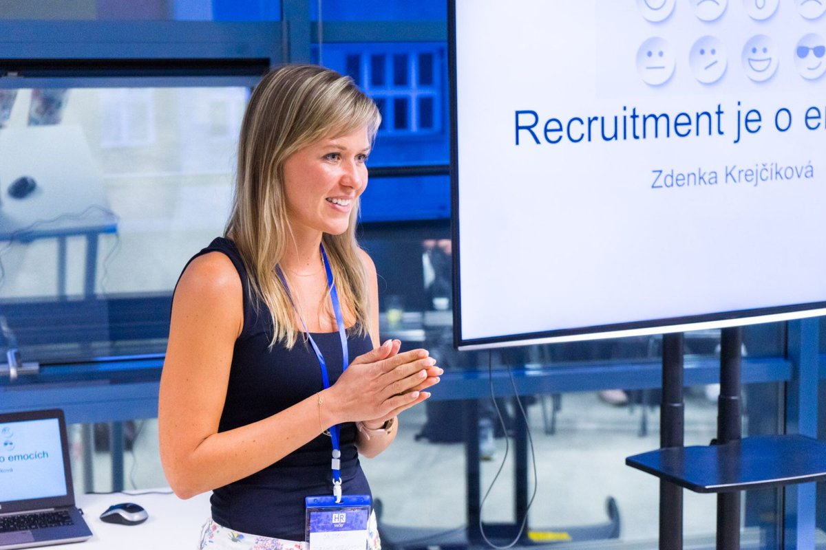 How to become the Recruiter of the year? (Czech)